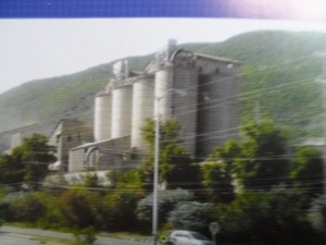 Caribbean Cement factory the company's stock closed at a 52 weeks' high on Friday