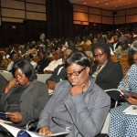 Ghana Commercial Bank 2013 annual general meeting - the bank's stock rose 27% for the week