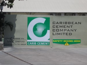 Carib Cement a subsidiary of TCL