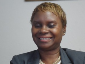 Lasco Financial Managing Director Jacinth Hall-Tracey