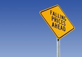 Price fall