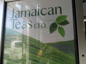 Jamaican Teas Door