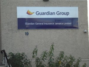 Guardian Holdings climbed 40 cents on Tuesday.