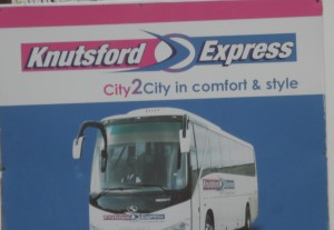 Knutsford Express stock price, gained in trading as investors responded positively to 9 months' results.