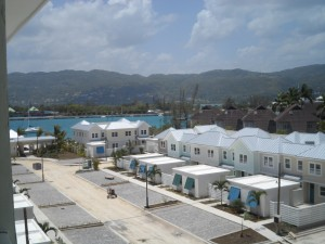 New units being built at Montego Freeport in Montego Bay this year.