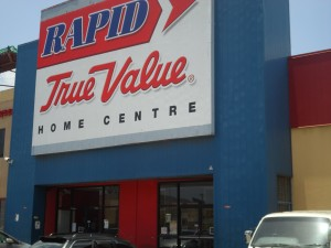 Hardware & Lumber with its Rapid True Value retail arm gained 291% since place on BUY RATED list