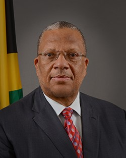 The fiscal deficit was wiped out by Peter Phillips as Minister of Finance after his fellow minister Omar Davies ran up huge deficit an high inflation under his watch