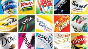 Unilever products fighting in a weakened T&T economy leading to a big drop in the stock price.