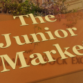 Junior Market drops again on Wednesday