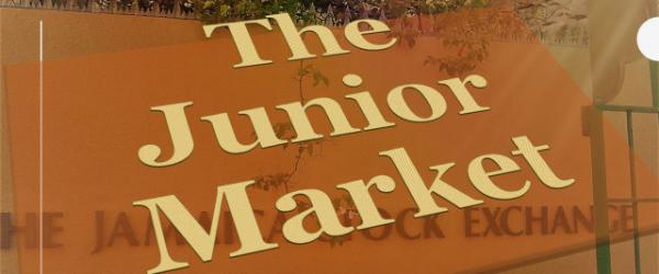 Junior Market index drops again – Monday