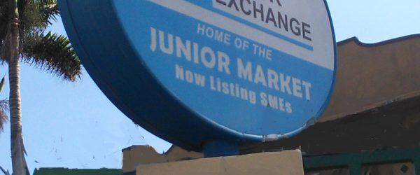 Falling Junior stocks edged out rising ones
