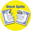 Sterling's stock split effective November 27