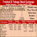 More $$s chased Trinidad stocks – Tuesday